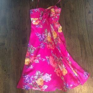 Lauren by Ralph Lauren strapless dress